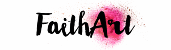 FaithArt Bible Study is an Art Ministry by Lynnea Washburn